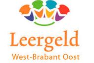 organisatie logo Stichting Leergeld West-Brabant Oost