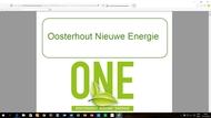 Oosterhout Nieuwe Energie